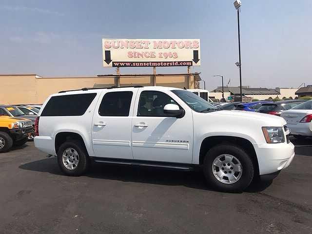 Chevrolet Suburban 2013 $10595.00 incacar.com