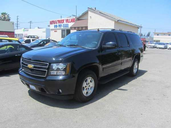 Chevrolet Suburban 2013 $11998.00 incacar.com