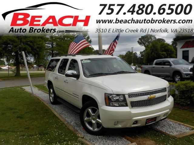 Chevrolet Suburban 2013 $22207.00 incacar.com