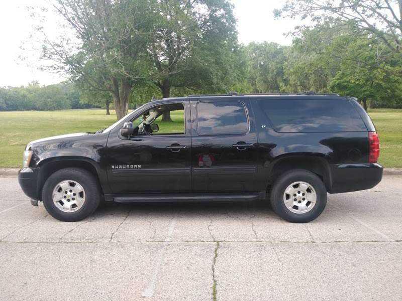 Chevrolet Suburban 2014 $7995.00 incacar.com
