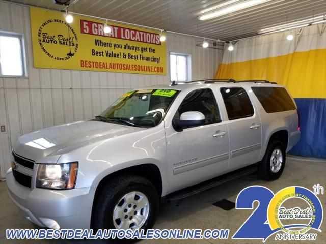 Chevrolet Suburban 2014 $18995.00 incacar.com