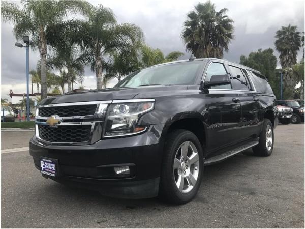 Chevrolet Suburban 2015 $21950.00 incacar.com