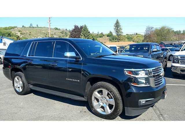 Chevrolet Suburban 2015 $46995.00 incacar.com