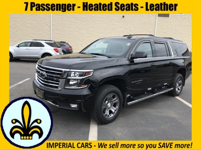 Chevrolet Suburban 2015 $40977.00 incacar.com