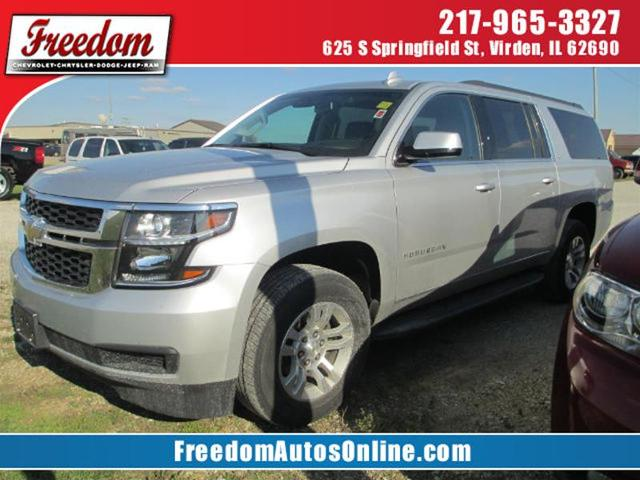 Chevrolet Suburban 2015 $39998.00 incacar.com