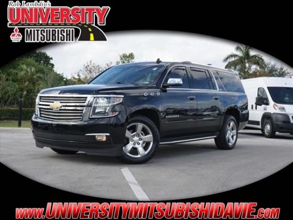 Chevrolet Suburban 2016 $27775.00 incacar.com