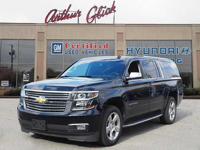 Chevrolet Suburban 2017 $45499.00 incacar.com