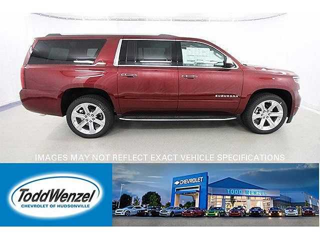 Chevrolet Suburban 2017 $59987.00 incacar.com