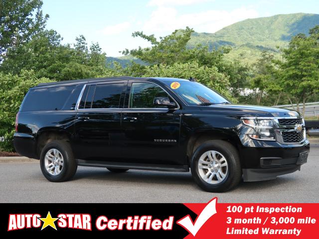Chevrolet Suburban 2018 $40743.00 incacar.com