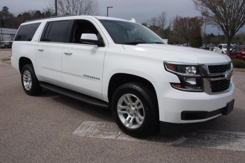 Chevrolet Suburban 2018 $39981.00 incacar.com
