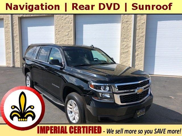 Chevrolet Suburban 2018 $45000.00 incacar.com