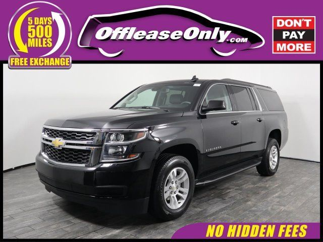 Chevrolet Suburban 2018 $42999.00 incacar.com