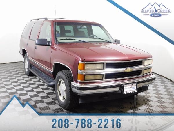 Chevrolet Tahoe 1999 $3300.00 incacar.com