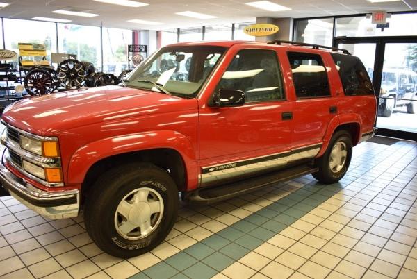 Chevrolet Tahoe 1999 $3995.00 incacar.com