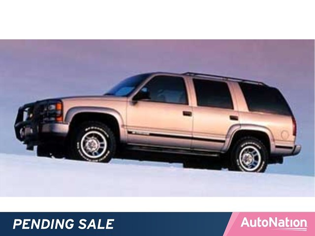 Chevrolet Tahoe 1999 $5385.00 incacar.com