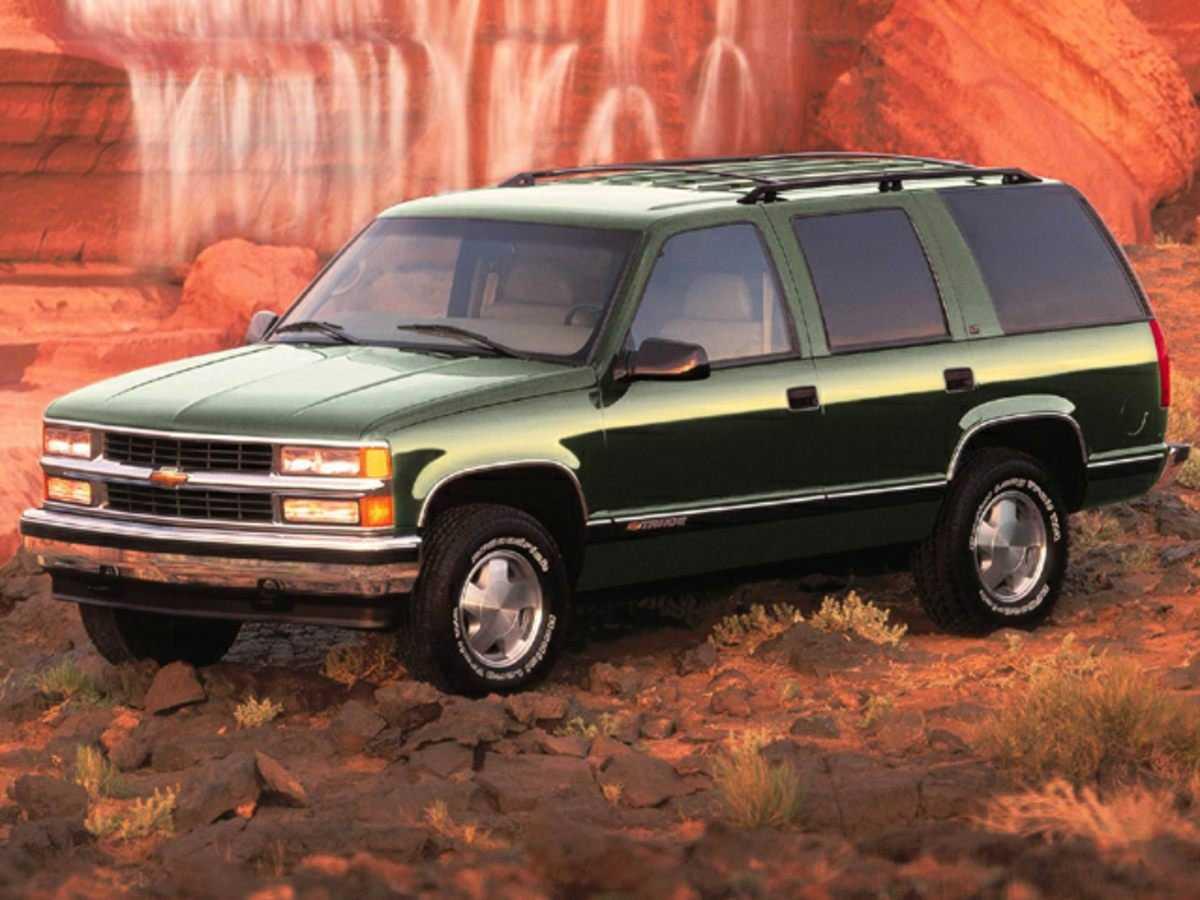 Chevrolet Tahoe 1999 $999.00 incacar.com
