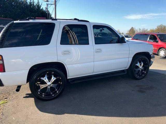 Chevrolet Tahoe 2000 $3500.00 incacar.com