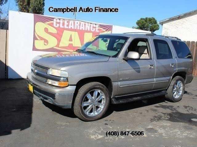 Chevrolet Tahoe 2000 $6495.00 incacar.com