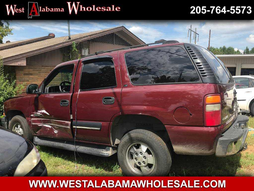 Chevrolet Tahoe 2000 $1200.00 incacar.com