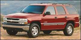 Chevrolet Tahoe 2001 $2995.00 incacar.com