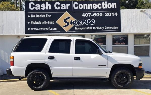 Chevrolet Tahoe 2001 $3500.00 incacar.com