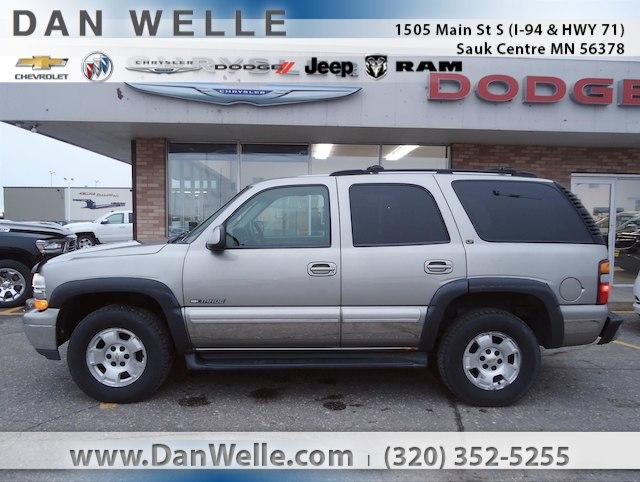 Chevrolet Tahoe 2001 $4495.00 incacar.com