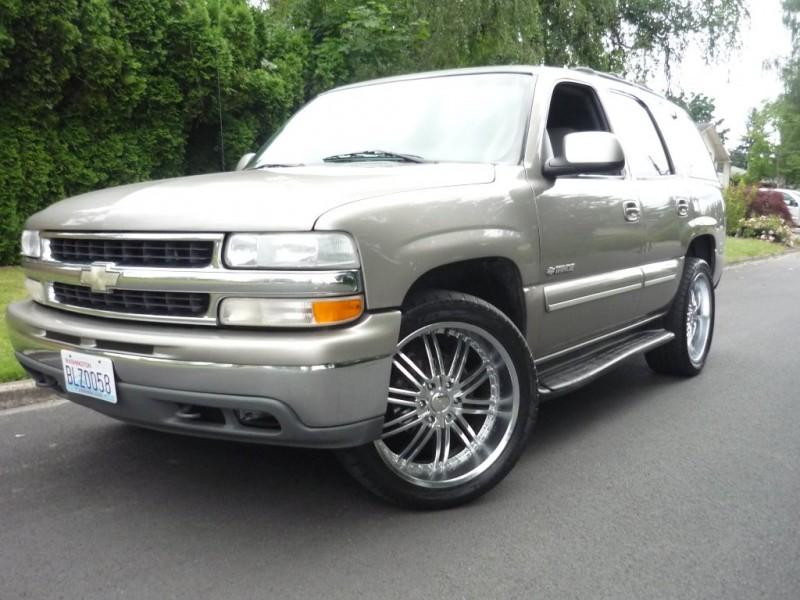 Chevrolet Tahoe 2001 $3250.00 incacar.com