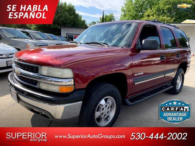 Chevrolet Tahoe 2002 $3999.00 incacar.com