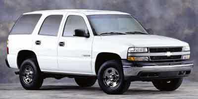 Chevrolet Tahoe 2002 $1995.00 incacar.com