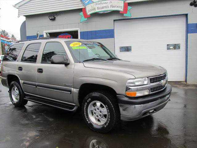 Chevrolet Tahoe 2002 $6995.00 incacar.com