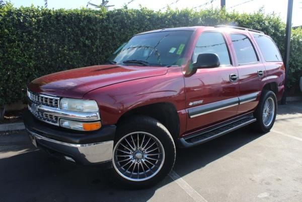 Chevrolet Tahoe 2003 $3399.00 incacar.com