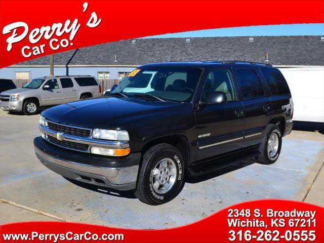 Chevrolet Tahoe 2003 $4991.00 incacar.com