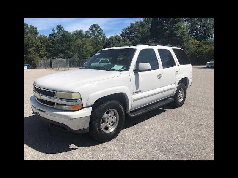used Chevrolet Tahoe 2003 vin: 1GNEK13Z23J100624
