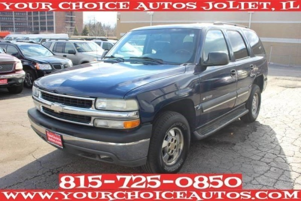Chevrolet Tahoe 2003 $3499.00 incacar.com