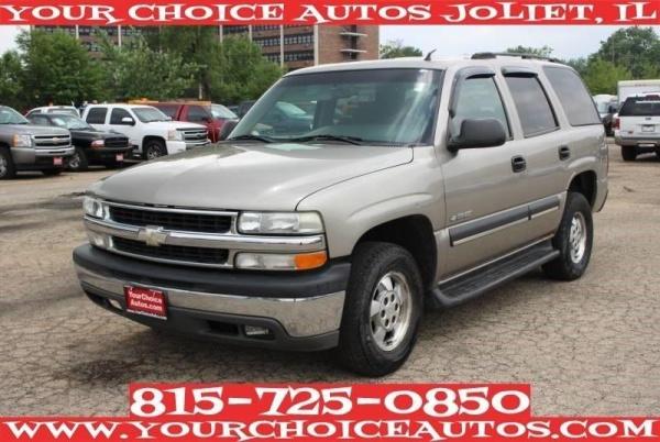 Chevrolet Tahoe 2003 $3299.00 incacar.com