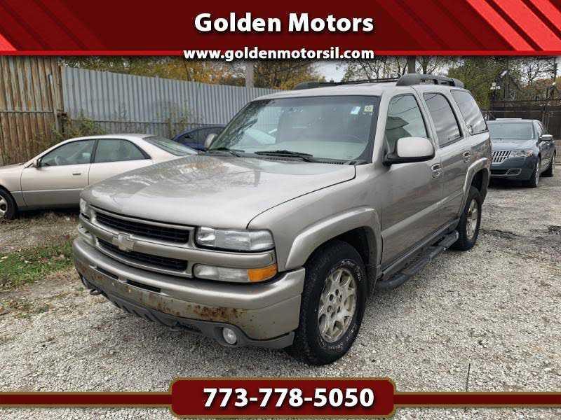 Chevrolet Tahoe 2003 $2499.00 incacar.com