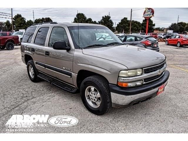 used Chevrolet Tahoe 2003 vin: 1GNEC13V93R226135