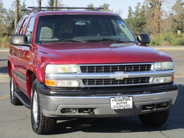 Chevrolet Tahoe 2004 $3995.00 incacar.com