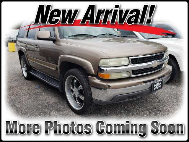 Chevrolet Tahoe 2004 $4975.00 incacar.com