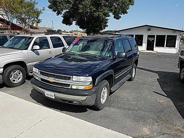 Chevrolet Tahoe 2004 $6888.00 incacar.com