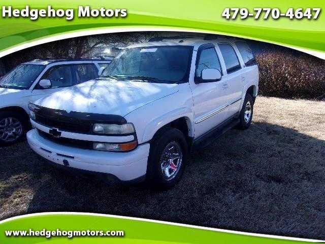 Chevrolet Tahoe 2004 $6909.00 incacar.com