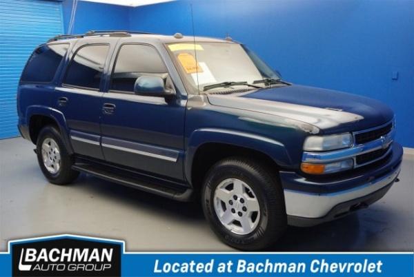 Chevrolet Tahoe 2005 $4995.00 incacar.com