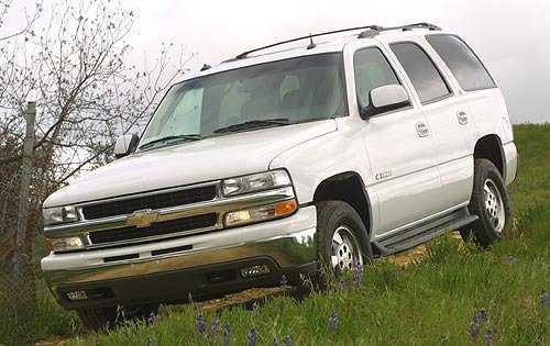 Chevrolet Tahoe 2005 $7995.00 incacar.com