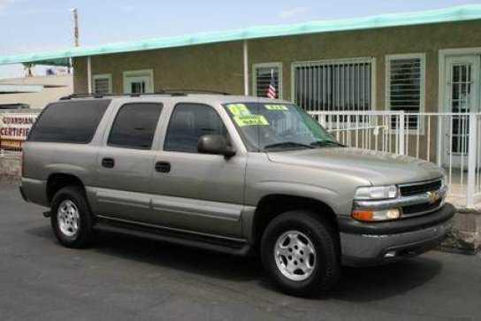 Chevrolet Tahoe 2005 $10900.00 incacar.com