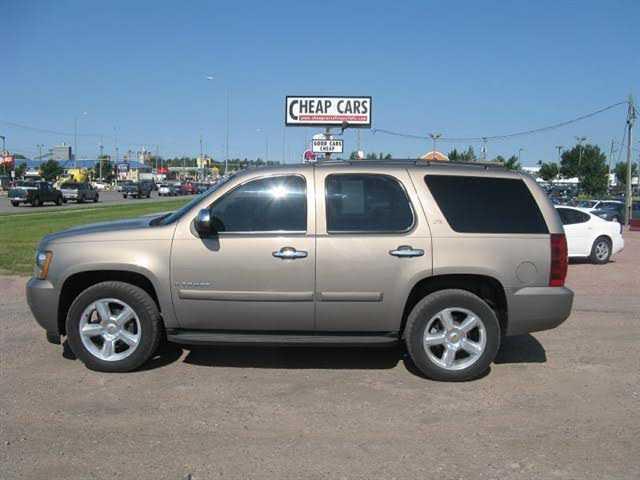 Chevrolet Tahoe 2007 $10999.00 incacar.com