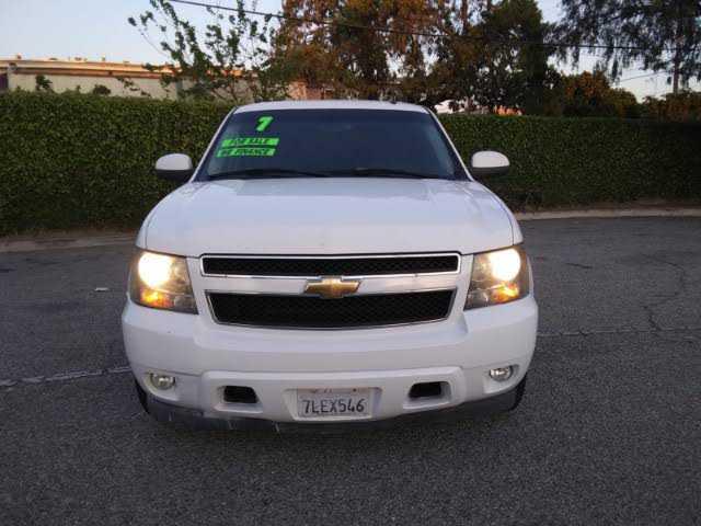 Chevrolet Tahoe 2007 $10995.00 incacar.com