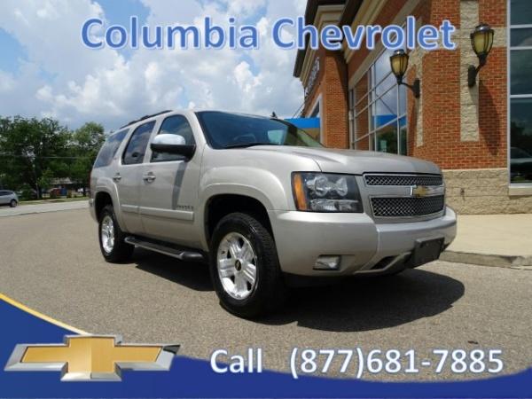 Chevrolet Tahoe 2008 $9981.00 incacar.com