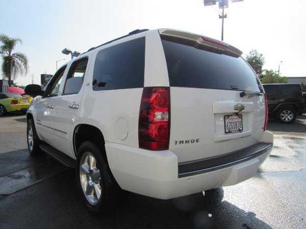 Chevrolet Tahoe 2009 $13989.00 incacar.com