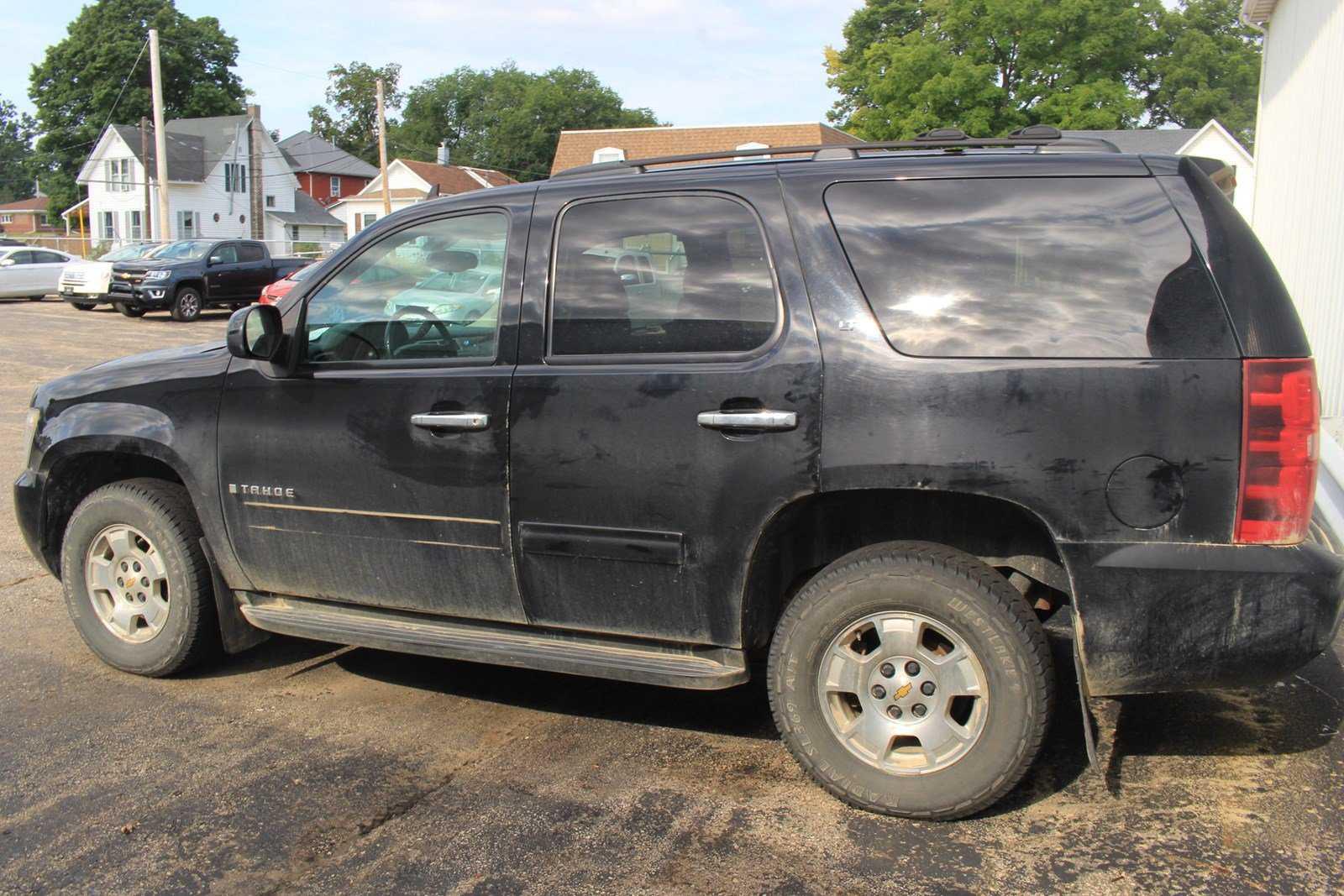 used Chevrolet Tahoe 2009 vin: 1GNFK23099R264975