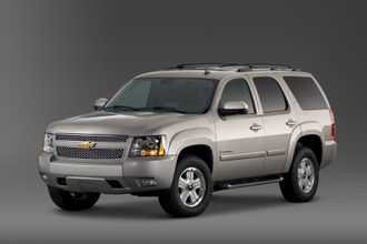 Chevrolet Tahoe 2009 $11327.00 incacar.com